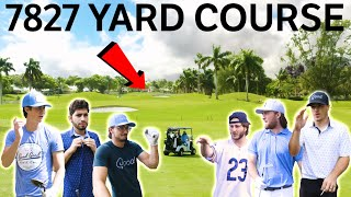 We Played A 3v3 Match @ The Longest Course in Florida | Part 1/3