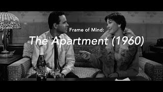The Apartment (1960), and the Beauty of Anamorphic Black and White