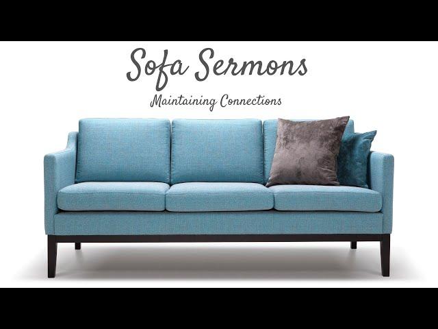 Sofa sermon- 5/02/2021 - The Man, The Mess, The Messiah