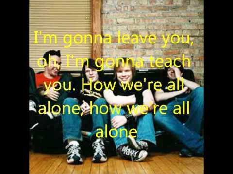 Fall Out Boy - w.a.m.s lyrics
