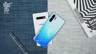 So sánh nhanh Samsung Galaxy S10+ & Huawei P30 Pro