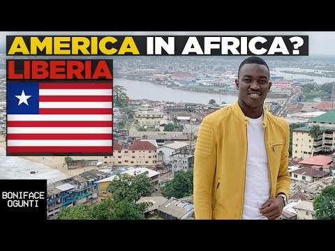 America In Africa? (Welcome To WEST AFRICA LIBERIA)