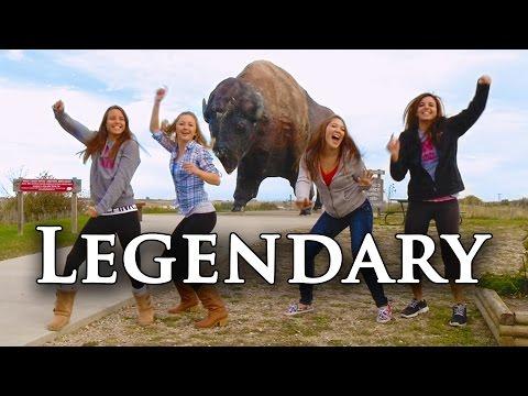 North Dakota - Legendary (Official Music Video)