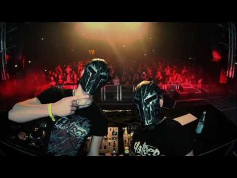 Angerfist & Radical Redemption Vs I:Gor - Straight Repercussion (Hatred Mash-Up)