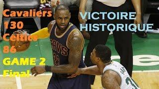 Les Cavs propinan une raclée historique des Celtics #MEMES NBA Playoffs Finals