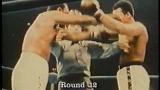 1974年1月。前回フレイジャーに敗れたアリの雪辱戦。