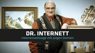 Dr. Internett - Internetseelsorge mit Jürgen Domain | NEO MAGAZIN ROYALE mit Jan Böhmermann - ZDFneo