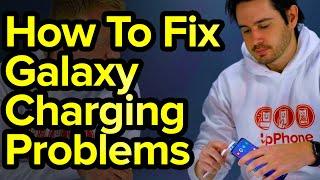 Samsung Galaxy Not Charging? Here's The Fix! [All Models] screenshot 5