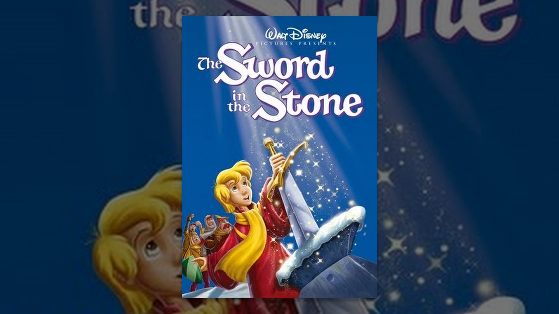 The Sword in the Stone - YouTube