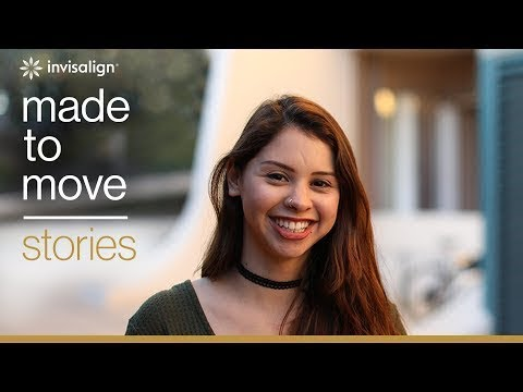 Made To Move Stories #1: Kirstiana   Invisalign