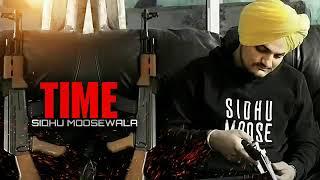 Time Full Song Sidhu Moose wala New Punjabi Song 2018