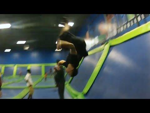 AirHeads Trampoline Arena - Indoor Trampoline Park - Tampa, Florida