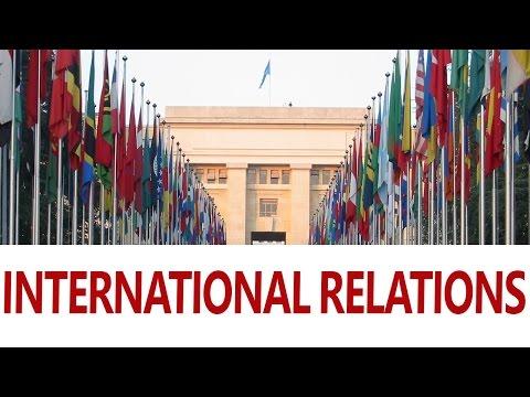भारत के अंतर्राष्ट्रीय संबंध [International Relations of INDIA] For UPSC CSE/IAS Part 1/2