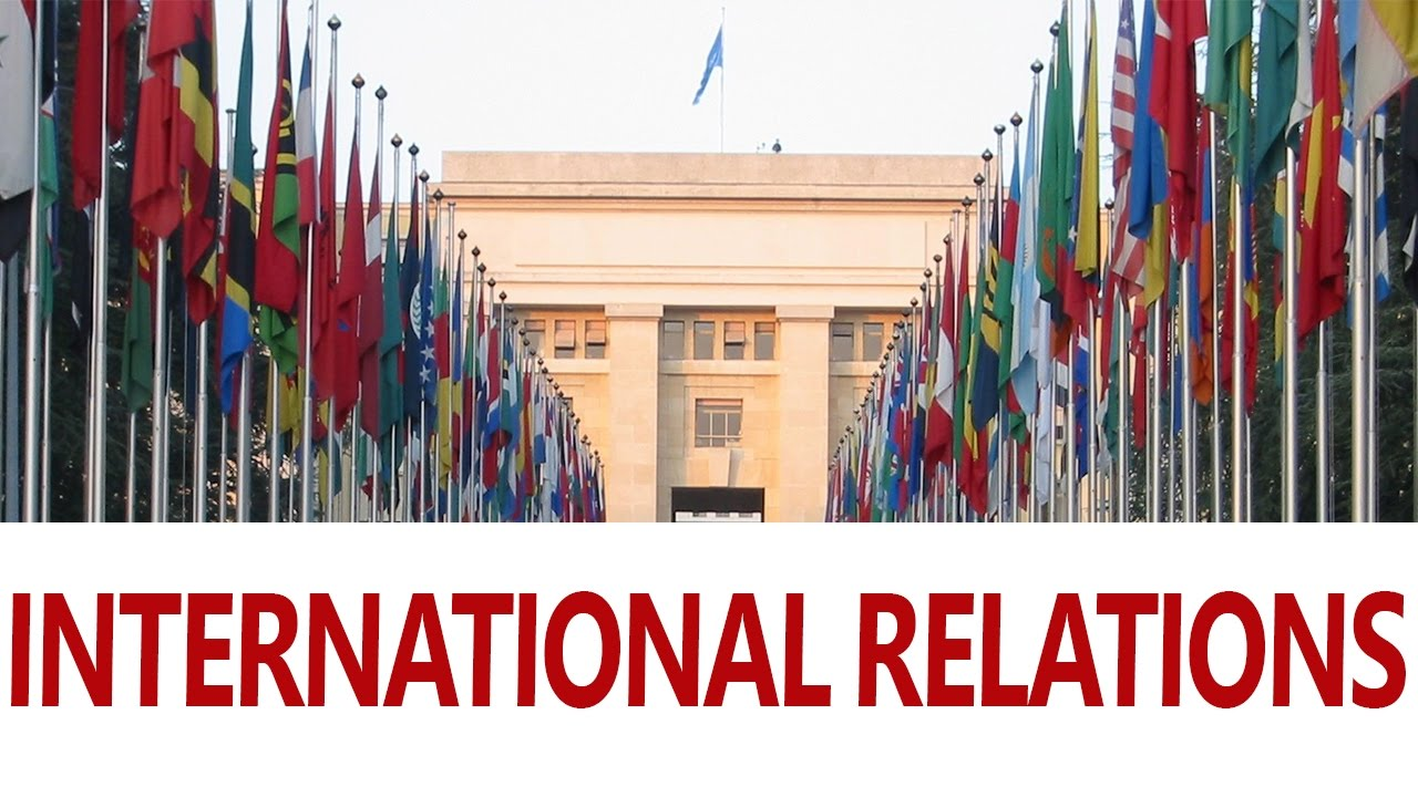 international relationship and diplomacy