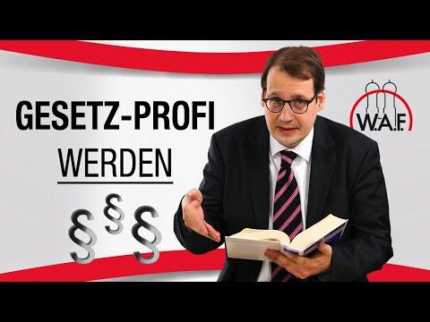 How To: Mit Dem Gesetz Arbeiten - Suchen, Verstehen, Anwenden - Im Gesetzestext Zurechtfinden