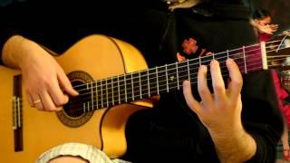 Испанский танец Сальвадор 2 часть(Курс игры на гитаре: http://www.guetarist.ru/kurs.html Гитары Crafter: http://bit.ly/1OPIGaO Вы можете отблагодарить за разборы небольш..., 2015-01-10T21:25:34.000Z)