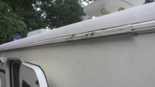 Replacing RV awning 2.0 the easier way to do this.