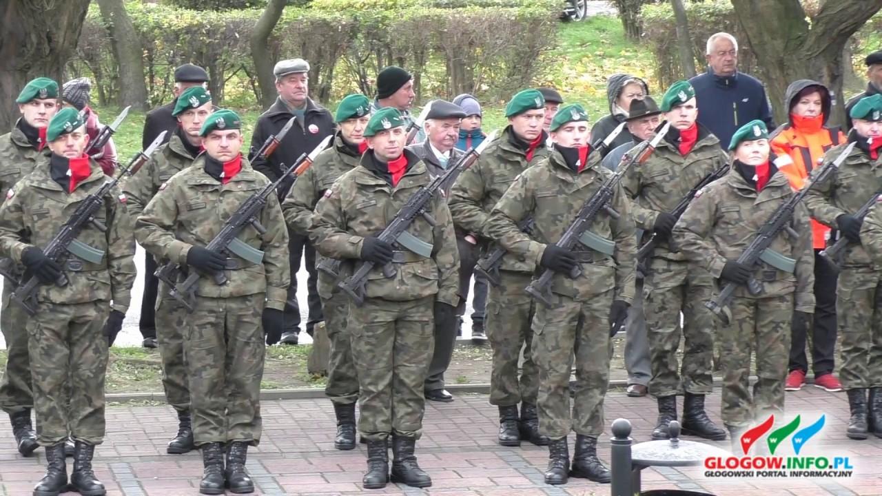 Święto Niepodleglości w Głogowie