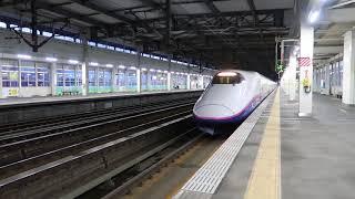 高速通過あり 東北新幹線