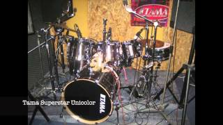 Download Drums,cymbals and mics in Presidentstudio MP3 song and Music Video