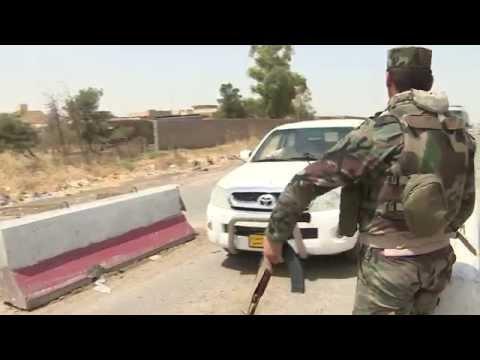 IRAK-ŞAM İSLAM DEVLETİ'NE 300 METRE UZAKTA...