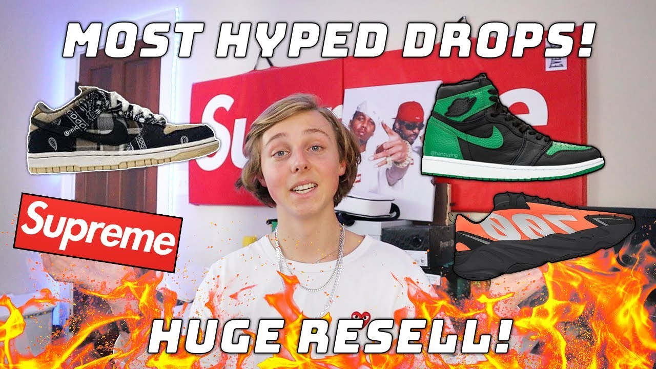 Travis Scott Surprise Released His Nike SB Dunk Low Sneakers ...