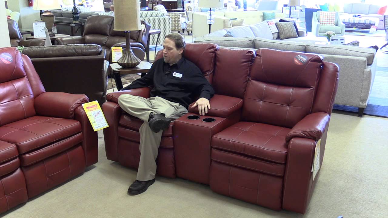 Charmant Power Recliner Loveseat Couch Leather Pick Your Color Pinellas Park FL
