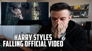 Harry Styles - FALLING Official Video REACTION