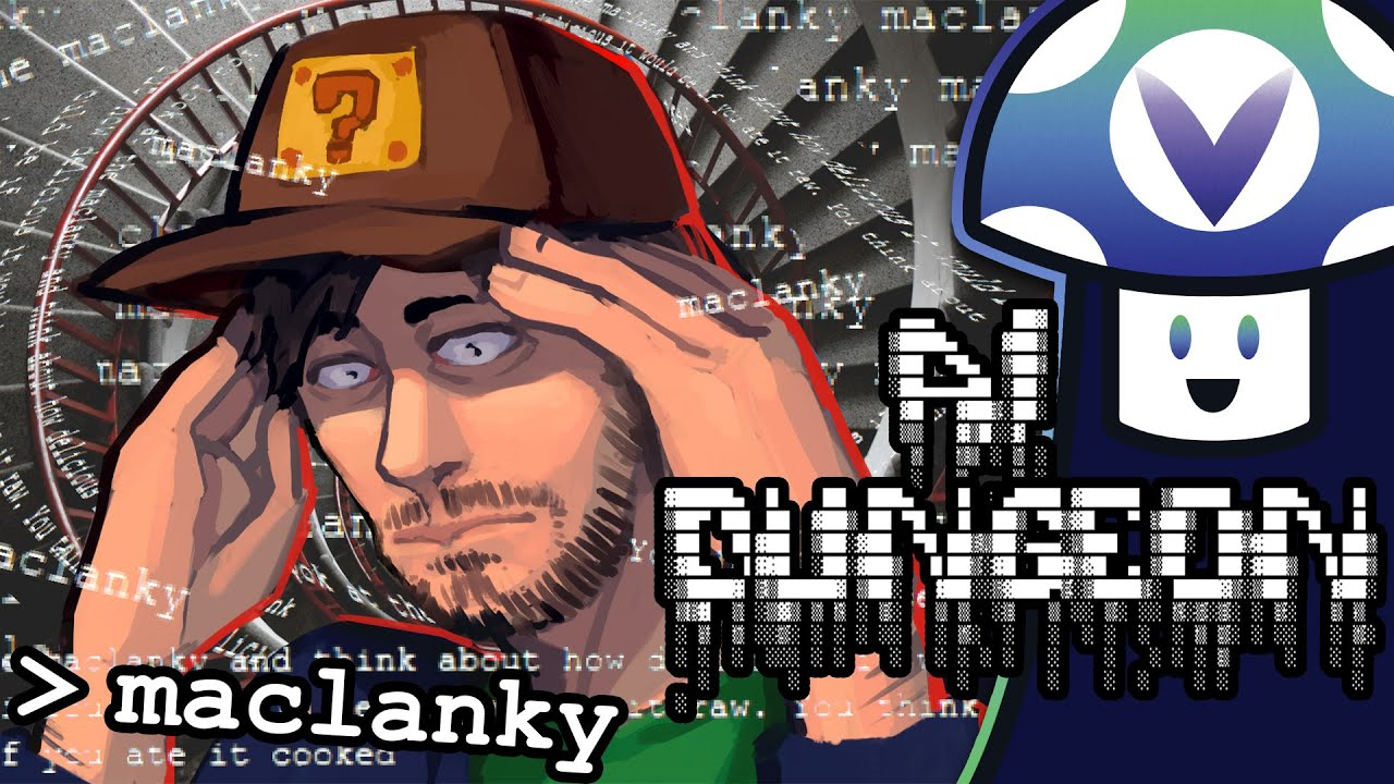[Vinesauce] Vinny – AI Dungeon 2