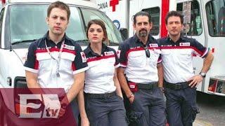 Hoy 24 de junio, Día del paramédico / Vianey Esquinca