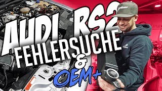 JP Performance - Fehlersuche & OEM+ | Audi RS2