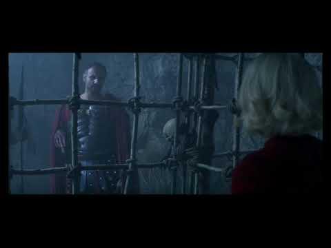 Калибан берет наказание на себя и спасает Сабрину. Леденящие душу приключения Сабрины 3 сезон.