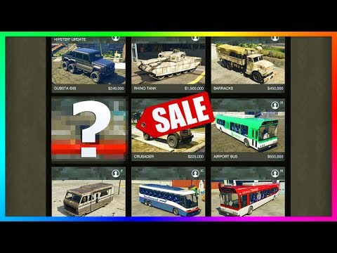 The BEST Vehicle In GTA Online Is On Sale Right Now & You 100% NEED To Buy It! (GTA 5)
