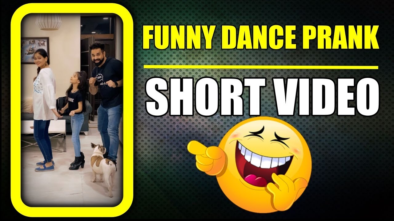 Funny Dance Prank on Satinder #shorts | Harpreet SDC
