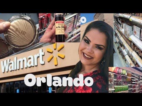 Tour Pelo Walmart em Orlando - Flórida | Nov 2017