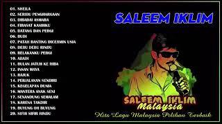 SALEEM IKLIM FULL ALBUM - Koleksi Lagu lagu Yang Paling Terkenal Dari Saleem Iklim mp4 1