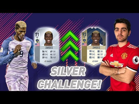 DAILY KNOCKOUT CHALLENGE ΜΕ SILVER ΟΜΑΔΑ! - #FIFA 18 ULTIMATE TEAM