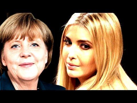 GERMANY: Ivanka Trump Booed with Angela Merkel Talks Women Empowerment at W20 Summit, Ivanka Grilled