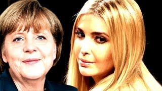GERMANY: Ivanka Trump Booed with Angela Merkel Talks Women Empowerment at W20 Summit, Ivanka Grilled