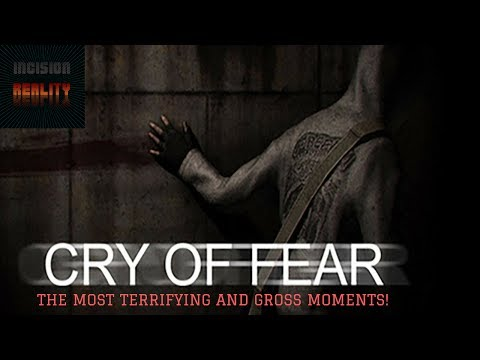 Cry of Fear The Most Terrifying and Grossest Moments! Compilation.