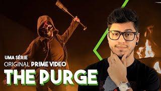 The purge serie critica