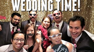 WEDDING TIME!!! - May 27, 2017 -  ItsJudysLife Vlogs