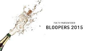 Fraklip: Årets bloopers fra FCK TV 2015