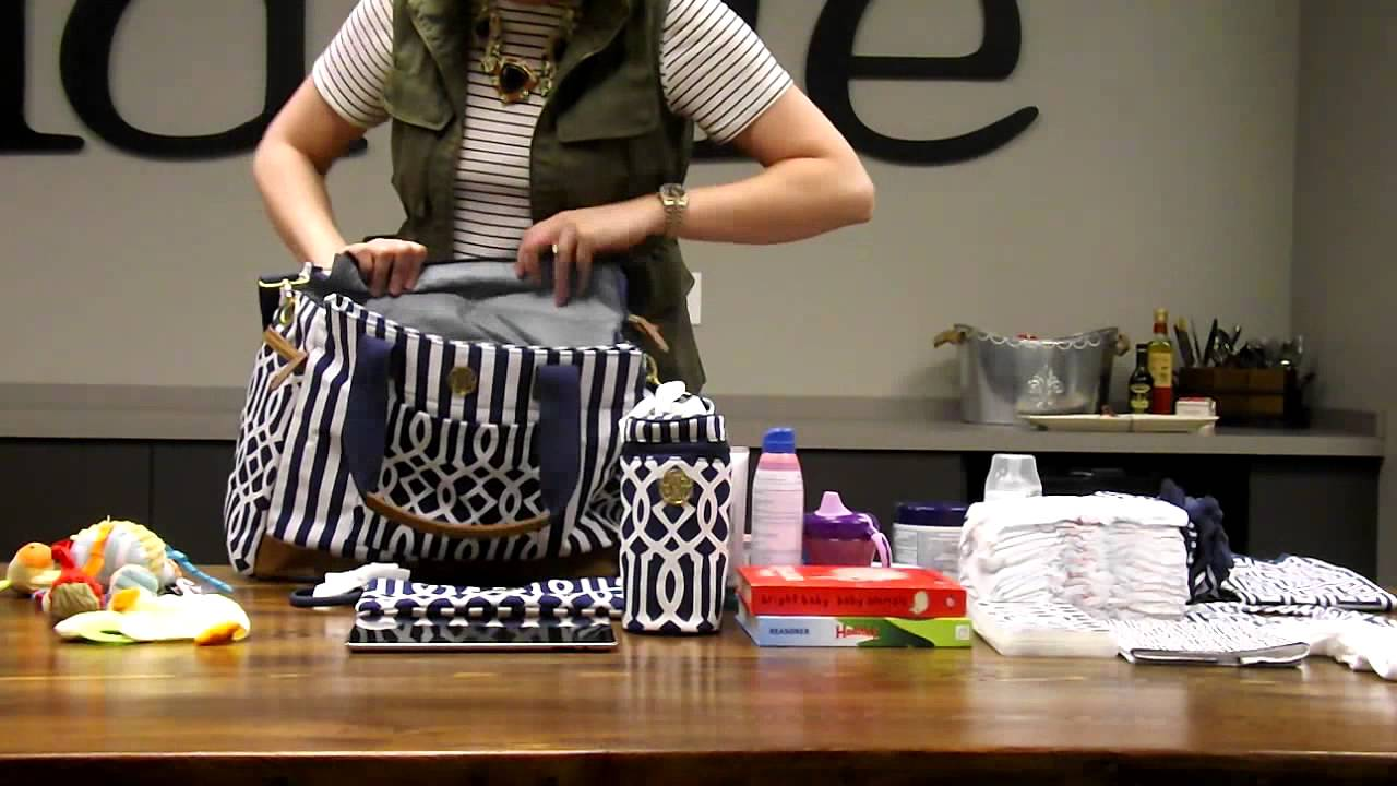 Mud Pie Diaper Bags