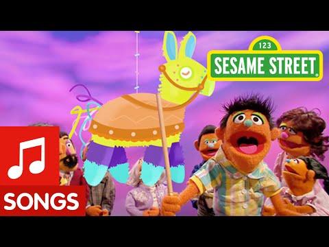 Sesame Street: Spanish Me, English Me Song