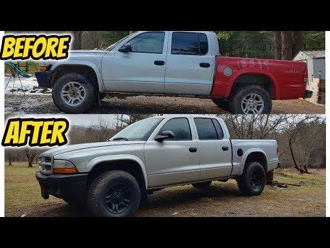 revamping-a-old-truck!-dodge-dakota-flip-|-part-1