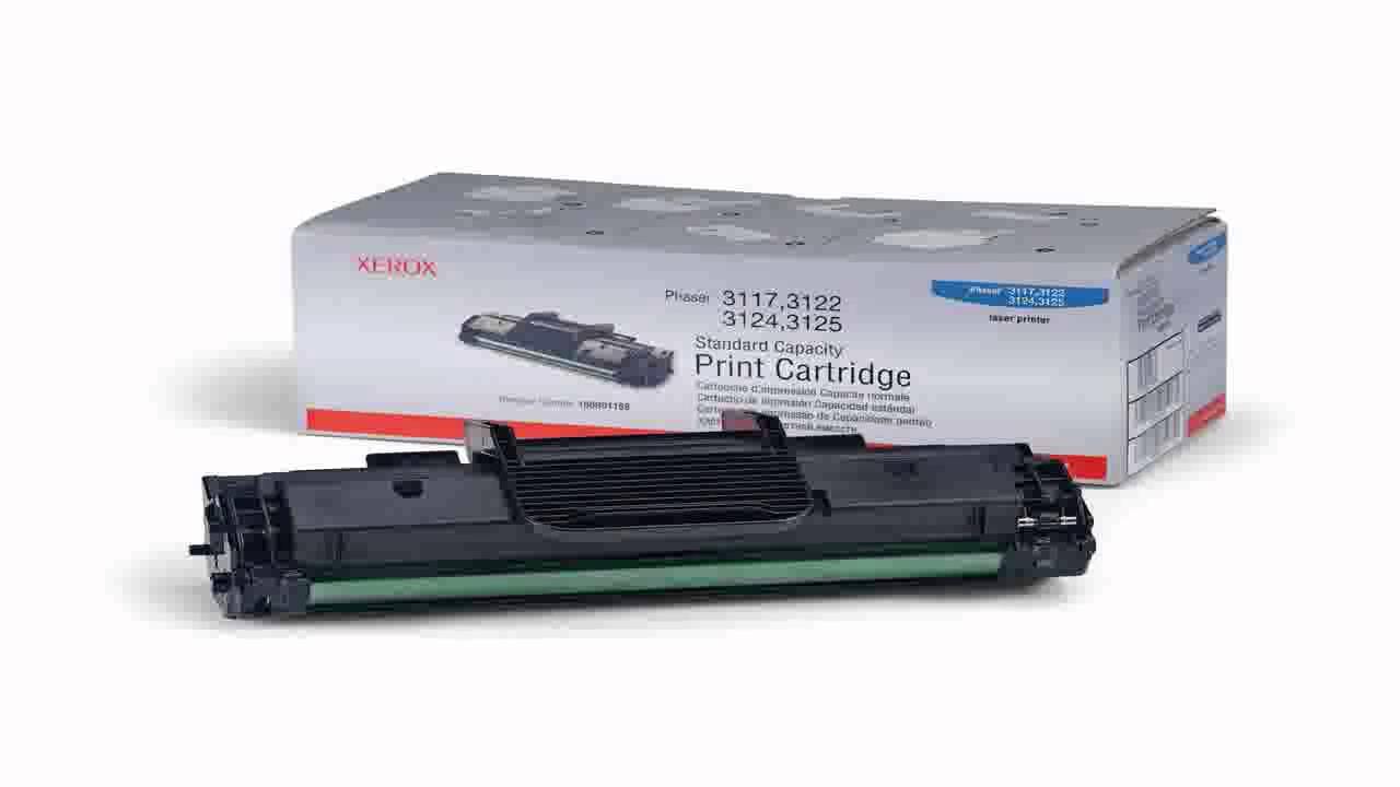 Картридж черный ✓картридж черный ✓аналог оригинального картриджа 106r02183 ✓повышенной емкости ✓xerox phaser 3010, 3040.