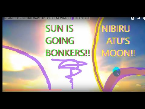 PLANET X ~ NIBIRU CAPTURE OF FILM, WATCH THIS FOLKS!