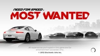 Repeat youtube video Need for Speed Most Wanted Gameplay 3