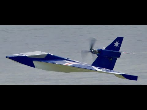 NorthStar RC seaplane